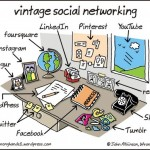 humorous social media cartoon