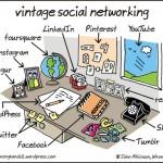 humorous social media cartoon
