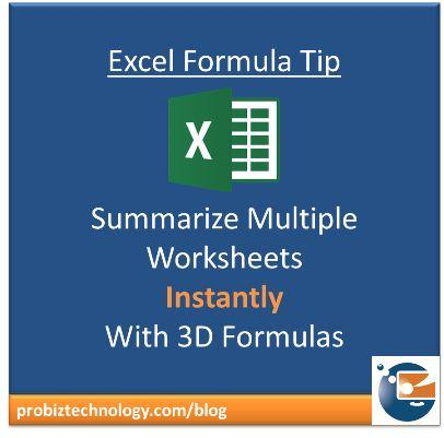 create a summary worksheet in excel 2010 merge multiple excel worksheets into 1 consolidate in. Black Bedroom Furniture Sets. Home Design Ideas