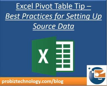 1 Cause of Pivot Table Headaches - Microsoft Office Tutorials | SEO Tips