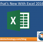 Whats new with excel 2016