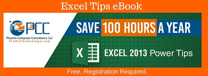 Excel Power Tips eBook